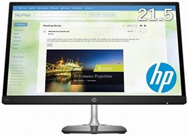 HP モニター 21.5インチ