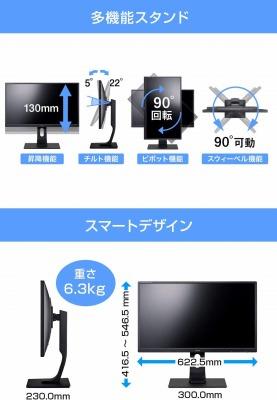 iiyama モニターの選び方