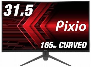 Pixio PXC327 湾曲ゲーミングモニター 31.5インチ 165hz