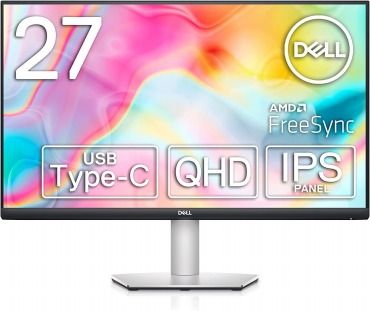 Dell モニター 27インチ HDMI WQHD