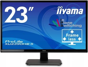 iiyama モニター 23インチ XU2390HS-B5