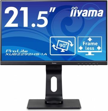 iiyama モニター 21.5インチ XUB2292HS-B1A