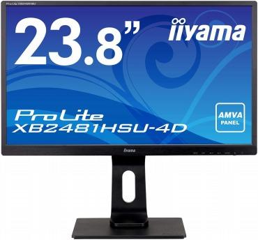 iiyama ProLite 23.8インチ XB2481HSU-B4D