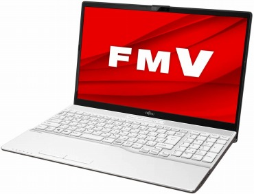 富士通 ノートパソコン FMV LIFEBOOK AHシリーズ 15.6インチ