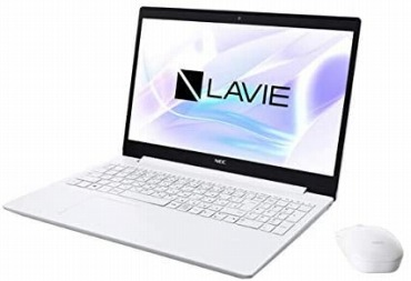 NEC 15.6型ノートパソコン LAVIE Note Standard NS700/NAシリーズ