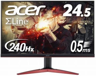 Acer 24.5インチ SigmaLine 240Hz