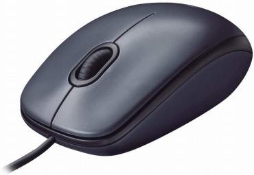 ロジクール 有線マウス M90 左右対称型 USB