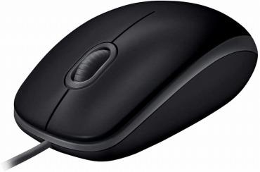 Logicool ロジクール M110s 有線 静音 マウス 小型 左右対称型 USB