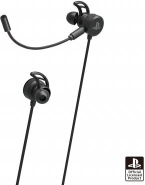 ホリゲーミングヘッドセット インイヤー for PlayStation4