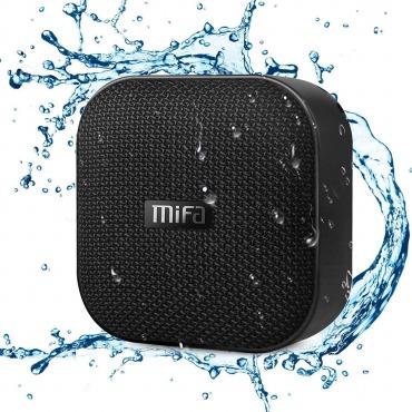 吸盤付き 防水 Bluetoothスピーカー MIFA A1