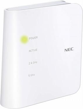 NEC Atermシリーズ WF1200CR Wi-Fiホームルーター