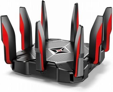 TP-Link WiFi ルーター ゲーミング 無線LAN ルーター トライバンド MU-MIMO AC5400