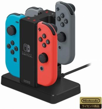 【Nintendo Switch対応】Joy-Con充電スタンド ホリ
