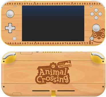 どうぶつの森 Nintendo Switch Lite用 スキン カバー