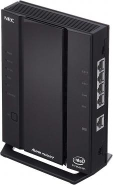 NEC 無線LAN Wi-Fi ルーター Wi-Fi 6(11ax)/AX3000 Atermシリーズ