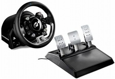 Thrustmaster T-GT Force Feedback Racing Wheel for PlayStation4