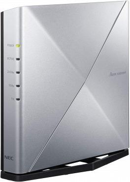 NEC Aterm AX6000HP 無線LANルーター:AM-AX6000HP