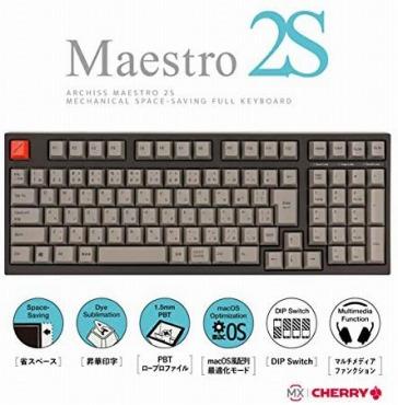アーキサイト AS-KBM02/CGBA ARCHISS Maestro2S
