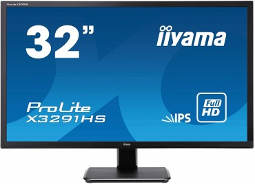 iiyama モニター 31.5インチ X3291HS-B1