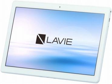 NEC 10.1型タブレットパソコン LAVIE Tab E TE410/JAW