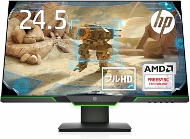 HP 24.5インチ 3WL50AA#ABJ 144Hz