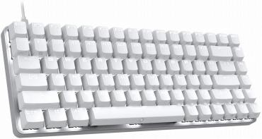 DREVO Excalibur 赤軸 ゲーミングキーボード ホワイト