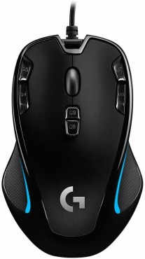 Logicool G ゲーミングマウス 有線 G300Sr