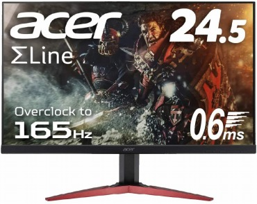 Acer ゲーミングモニター SigmaLine 24.5インチ