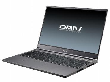 マウスコンピューター DAIV ノートパソコン