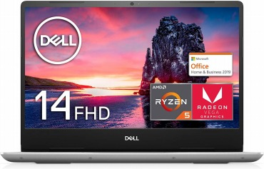 Dell ノートパソコン Inspiron 14 5485 Ryzen 5