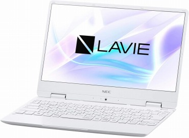 NEC ノートパソコン PC-NM550MAW LAVIE Note Mobile