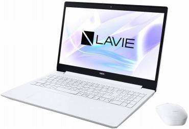 NEC LAVIE Note 15.6型ノートパソコン Ryzen 7