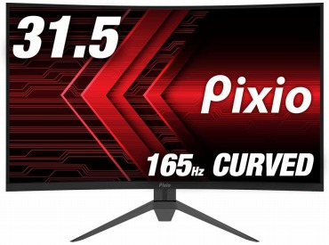Pixio PXC327 ディスプレイ ゲーミング モニター 31.5インチ 165hz