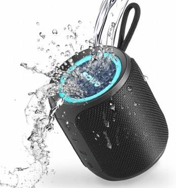 SOWO Bluetooth スピーカー 防水 IPX7 小型 お風呂向け
