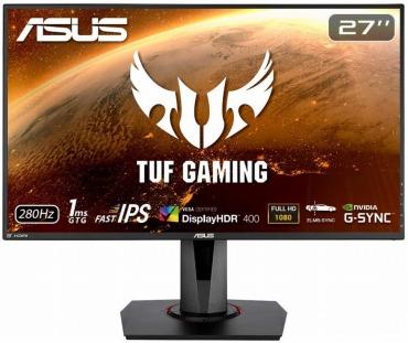 ASUS 27インチ TUF Gaming VG279QM 280Hz