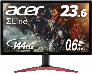Acer ゲーミングモニター SigmaLine 23.6インチ