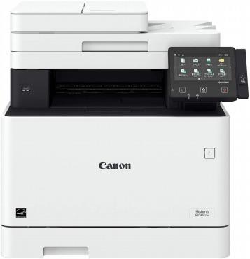 Canon レーザープリンター A4カラー複合機 Satera MF745Cdw