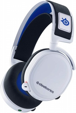 SteelSeries Arctis 7P ワイヤレス サラウンド ゲーミングヘッドセット
