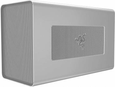 Razer Core X - Mercury White 外付けGPU(eGPU)BOX