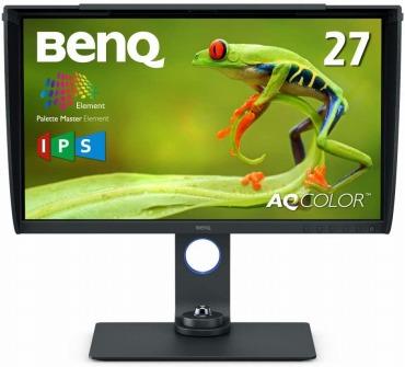 BenQ 27型カラーマネジメントモニターSW270C