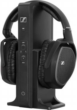ゼンハイザー 密閉型 デジタルワイヤレスヘッドホン RS 175-U