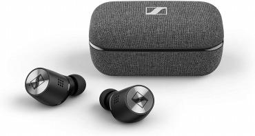 ゼンハイザー Bluetooth 完全ワイヤレスイヤフォン MOMENTUM True Wireless 2