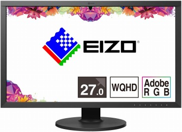 EIZO ColorEdge 27.0インチ カラーマネージメント 液晶モニター