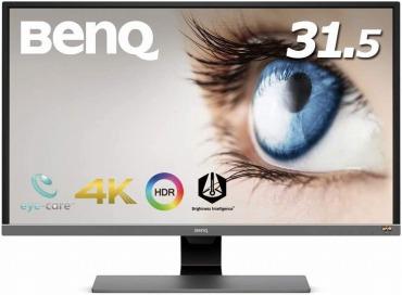 BenQ ディスプレイ EW3270U 31.5インチ/4K/USB Type-C