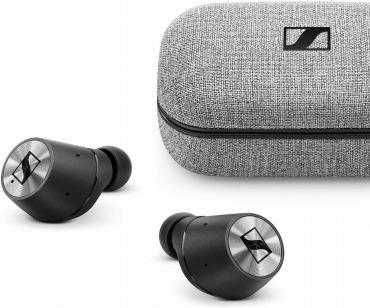 ゼンハイザー Bluetooth 完全ワイヤレスイヤフォン MOMENTUM True Wireless