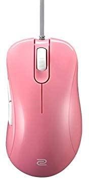 ゲーミングマウス ZOWIE EC1-B DIVINA Pink(ピンク)