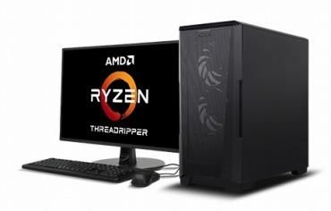 フロンティア パソコン GBシリーズ AMD Ryzen Threadripper