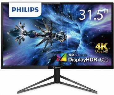 PHILIPS モニター 326M6VJRMB/11 31.5インチ/4K/DisplayHDR600