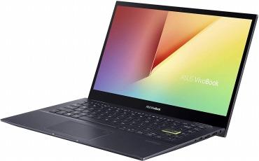 ASUS ノートパソコン VivoBook Flip 14 14インチ タッチパネル