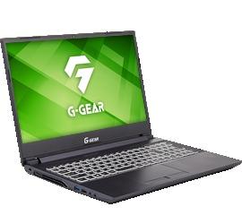 TSUKUMO G-GEAR note N1546Kシリーズ N1546K-700/T ゲーミングノートPC